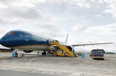 Commercial flights at Van Don airport to be resumed in early May