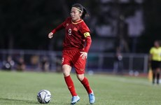 Female striker joins AFC's campaign against COVID-19