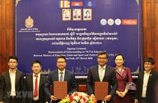Metfone partners with Cambodian govn't in COVID-19 fight