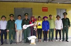 """Dien Bien: 65 """"houses of gratitude"""" handed over to poor families"""
