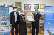Embassy in Japan supporting Vietnamese citizens affected by COVID-19