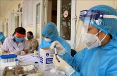 Support for COVID-19 treatment of staff of Vietnamese agencies abroad