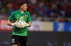 Vietnam's No 1 keeper may miss chance to defend AFF Cup title