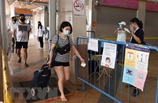 More COVID-19 infections in Southeast Asia