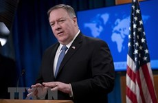US condemns China's recent actions in East Sea