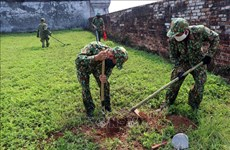 UXO clearance sped up at Hue Imperial Citadel