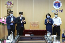 Vice President: Trust in Vietnam's health sector boosted by pandemic fight