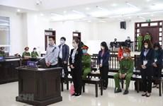 Trial begins on third case involving former OceanBank executive Ha Van Tham