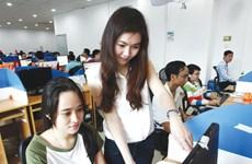 """IT engineer a """"hot"""" job in Vietnam"""