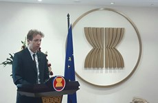 EU Ambassador voices concern over unilateral actions in East Sea