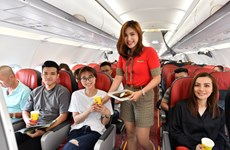Thai Vietjet offers promotional tickets for flights after pandemic