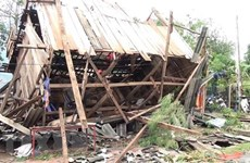 PM calls for measures to cope with natural disasters