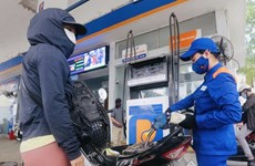 Petrol prices cut for 8th time this year