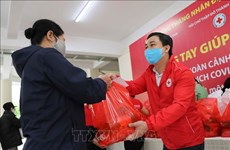 """""""Humanitarian market"""" opens for people affected by COVID-19"""