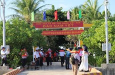HCM City funds construction of medical station in Truong Sa archipelago