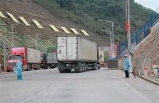 Customs clearance resumes at Lang Son border gate