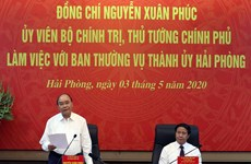Special mechanism needed for Hai Phong to reach further