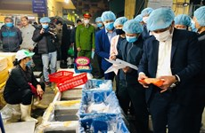 Hanoi promotes food safety and hygiene inspections