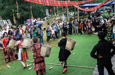 Hanoi activities celebrating Ho Chi Minh's birthday