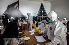Southeast Asian countries report more COVID-19 infection cases