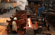 Iron, steel exports to Germany soar in Q1
