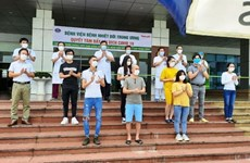 Vietnam reports 11 more recovered COVID-19 patients, total hits 232