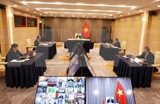 Vietnam calls for stronger NAM cooperation in COVID-19 combat