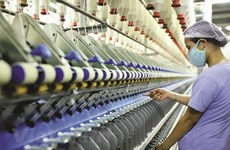 Garment exports fall 6.6 percent in four months