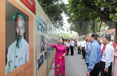 Many activities scheduled to mark President Ho Chi Minh's 130th birthday