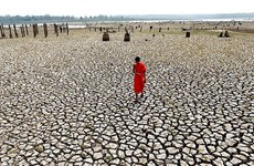 La Nina to help ease drought in Thailand