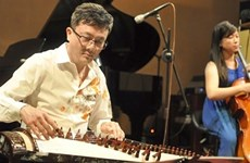 Overseas Vietnamese musician wins at IMA