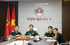 ASEAN military medical forces discuss COVID-19 fight