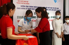 Da Nang acts during humanitarian month