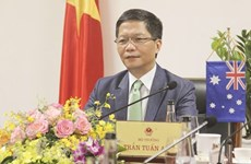 Vietnam vows to remove obstacles facing Australian exporters amid COVID-19