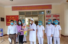 Vietnam records no new COVID-19 cases on May 8 morning