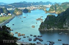Quang Ninh builds road linking with Ha Long-Hai Phong-Hanoi expressway