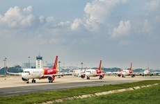 Vietjet Air resumes all domestic routes