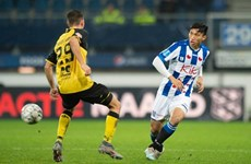 Vietnamese defender's contract with Heerenveen to be discussed
