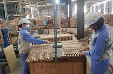 Wood processing firms survive amid COVID-19