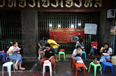 Businesses in Thailand urge relaxing lockdown to stem job losses