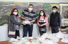 Embassy in Switzerland ensures citizen protection
