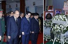 Vietnam extends condolences to Laos over former PM's passing