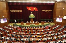 Party Central Committee discusses direction for election of NA deputies