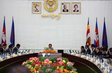 Cambodia: Anti-money laundering draft law approved