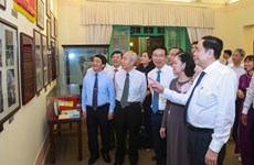 Museum of Vietnam Fatherland Front inaugurated