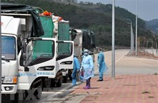 MoIT orders re-opening of some auxiliary border gates in Lang Son, Quang Ninh