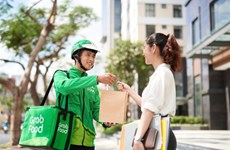 Grab Food takes biggest bite of food delivery in Vietnam: survey