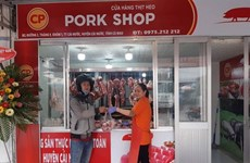 CP Vietnam builds largest pig slaughter plant in northern region