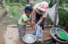 WB-funded rural sanitation, water supply programme to continue in Dak Nong