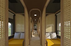 New train coach to offer luxury services in central region from July
